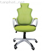 Ghế game  VIP Racing Green - Gaming Chair