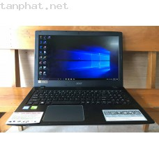 Laptop ACER Aspire E5-575G (Core i5-7200U, Ram 4Gb, Nvidia 940M 2G, 15inch full HD)