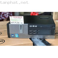 MÁY BỘ DELL OPTIPLEX 790 (CORE I3-2100, RAM 4GB, HDD 250GB, INTEL HD GRAPHICS 2000)