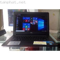 Laptop Dell Inspirion 3458 Core i3-5005U