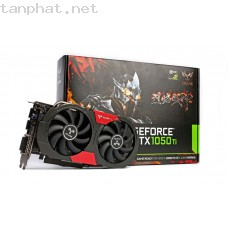 VGA 1050Ti IGAME COLOFUL 4GB D5 2FAN cũ