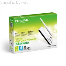 USB Wireless TP-link 722N 1anten150Mbps