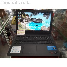 Laptop Dell Inspiron 5547siêu mỏng,CPU INTEL i5-4210,RAM DDR3 4G 1600,HDD 500GB, VGA2G ,Win8.1