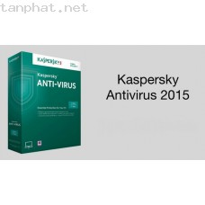 Kapersky Anti  Virus  1PC/12T  2015    box  NTS