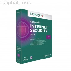 Kapersky Internet Virus 3PC/12T BOX NTS 2014